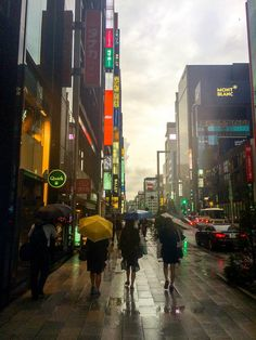 Rainy Season in Tokyo : Series of iPhone5s captures a day in life by Another side of yukita on Flickr.