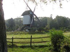 Old mill - archeological museum Bokrijk Belgium