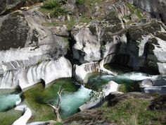 Les plus belles piscines naturelles d'Espagne : Los Pilones