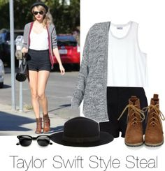 """Taylor Swift Style Steal"" by nellybean01 on Polyvore"