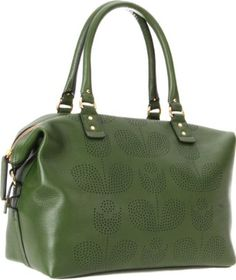 Orla Kiely Tillie 12ABPWF054 Tote,Forest,One Size: Amazon.com: Clothing