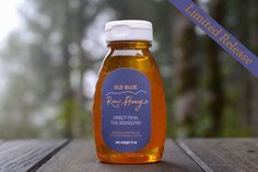 This blackberry honey was produced in mid-xxx at our Depot Slough apiary near Toledo, OR. This honey varietal is available in (BPA-free) plastic squeeze bottles or Natural Honey, Raw Honey, Plastic Squeeze Bottles, Poison Oak, Clary Sage, Bottle Sizes, Bee Keeping, Root Beer, Glass Jars