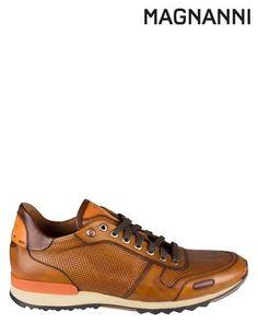 Magnanni   18311   Sneakers   Cognac