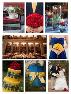 """Beauty and the Beast"" Aisle Ready: Fairy Tale Incorporated Weddings"