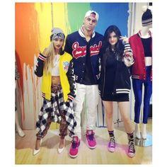 Kylie Jenner, Pia Mia, Matt Cook Jr.