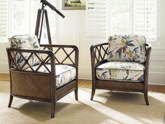 "Tommy Bahama Home, ""Bali Hai"" Glen Isle Chair | Lexington Home Brands"