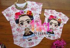 Frida Kahlo Shirts, Shirts Frida Kahlo, tshirts frida kahlo, blusas Frida Kahlo, tiki accesorios