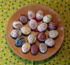 Malovaná vajíčka « Galerie | DÍLNA RUČNÍCH PRACÍ