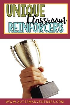 Looking for some unique classroom reinforcers ideas? This blog post is packed with useful tips for reinforcing positive behaviors with great systems and unique ideas for rewards. Autism Classroom, Special Education Classroom, Classroom Resources, Teaching Resources, Teaching Ideas, Classroom Ideas, Behavior Plans, Student Behavior, Speech Language Therapy
