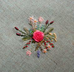 вышивка рококо брошь - Поиск в Google