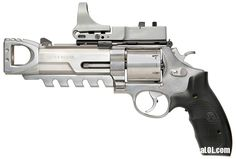 Decked out Smith and Wesson