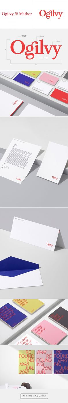 Brand New: New Logo and Identity for Ogilvy by COLLINS