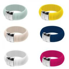 Bracelet-HIP-HOP-ICON-6colors-Silicon-steel-Thin-20mm - Market price 40€ - PRIZE FOR STAGE I