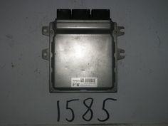 2003 03 INFINITI G35 COMPUTER BRAIN ENGINE CONTROL ECU ECM MODULE UNIT