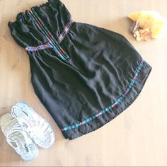 Ecote XS Strapless Tribal Dress Ultra- cute for the summer heat! Never worn. Size Xsmall. No rips, stains, or odors. Any questions just ask! Urban Outfitters Dresses Strapless