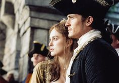 Will and Elizabeth<3