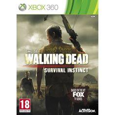 The Walking Dead: Survival Instinct ( Uncut ) - deutsche Sprachausgabe Multil UK - für XBOX 360