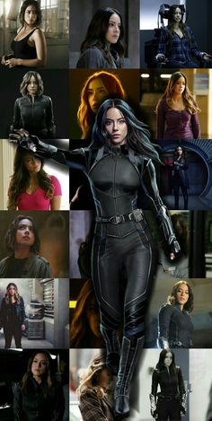 Marvel Comics, Marvel Films, Marvel Characters, Marvel Dc, Agents Of Shield Daisy, Marvels Agents Of Shield, Daisy Shield, Shield Cast, Agents Of S.h.i.e.l.d