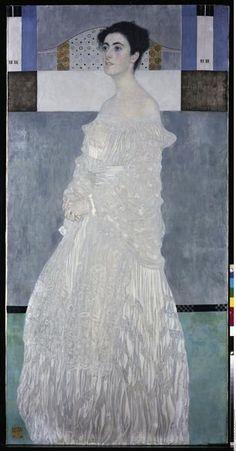 Gustav Klimt - Margaret Stoneborough-Wittgenstein, 1905