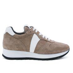 988213f8 Zapatilla Deportivo mujer Gris MEMORY FOAM Piel - Zapatos miMaO – miMaO  ShopOnline Zapatos Deportivos Mujer