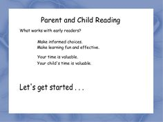 michelle-breum-reading-consultant-for-parents by Michelle Breum via Slideshare