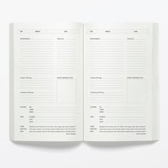 Incredibly Extensive Daily Planner
