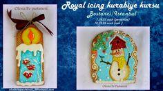 Royal icing kursu/İstanbul