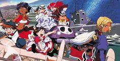 Fushigi no Umi no Nadia ふしぎの海のナディア 1990