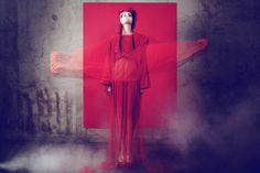 RED by Quentin Legallo, via Behance