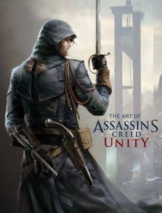 Assassin's Creed: Unity Concept Art
