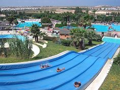 Go to the Water Park (Just the Two of You) Try to go on a day where there isn't to many kids!