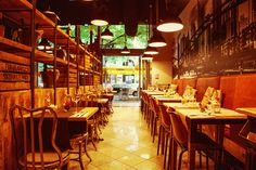 Restaurant Meat Room in Frankfurt am Main