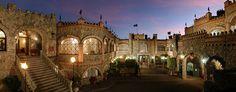 GUANAJUATO  Castillo de Santa Cecilia. I stayed in this castle converted hotel while in Guanajuato. :)