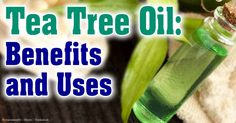 Discover a wealth of tea tree oil benefits for skin and as an all-around remedy. http://articles.mercola.com/herbal-oils/tea-tree-oil.aspx