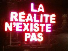 #Reality