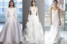 Для неподготовленного глаза может показаться, что свадебные платья повторяются сезон за сезоном… ноBridal Fashion Week постоянно доказывает, что есть много способов внести новшества в традиционное белое платье. Коллекции Spring 2019, которые дебютировали в апреле в Нью-Йорке, были немного меньше по количеству дней, чем в прошлом сезоне. Тем не менее было много нового. Создание захватывающего свадебного …