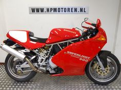 DUCATI 900 SL SUPERLIGHT II DESMODUE SUPERBIKE NO: 307
