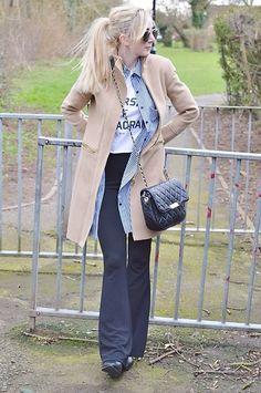 Isobel Thomas - Boohoo Shirt Dress - Classy & Casual