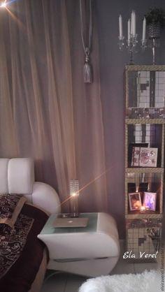 Купить Авторский мозаичный шкаф - пенал '' ЭЛЕГИЯ ''. - комбинированный, Мебель, модный дом