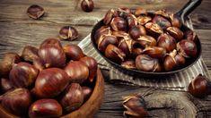 Jedlé gaštany! Pozrite sa, ako ich pestovať aj pripraviť Onion, Vegetables, Food, Onions, Essen, Vegetable Recipes, Meals, Yemek, Veggies