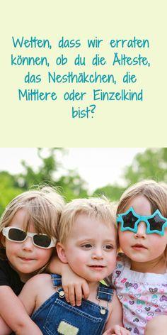 Mach jetzt den Test und finde heraus, ob wir richtig liegen: http://www.gofeminin.de/psychotests/test-geschwisterkonstellation-s1569963.html