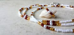 Anklet  Brown Topaz White Ankle Bead Wrap with Stretch Bead Toe Ring by FancyFeetBoutique, $9.00 Soleless Sandals, Toe Rings, Anklets, Topaz, Beaded Bracelets, Beads, Trending Outfits, Brown, Unique Jewelry