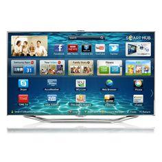 55-inch ES8000 Series 8 Smart Full HD 1080p LED TV | UE55ES8000U - Samsung UK - OVERVIEW