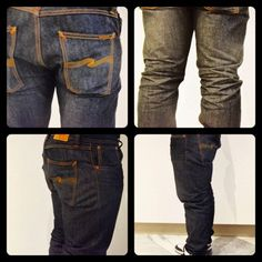 My Nudie Jeans summer project...