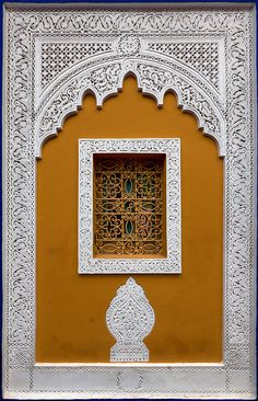 Intricacy; Villa Majorelle, Marrakech, Morocco | ©Gaston Batistini; pinned 4/30/13