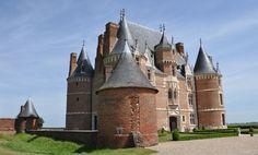 chateau de Martainville. Normandie