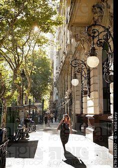 Avenida de Mayo, Buenos Aires, Argentina