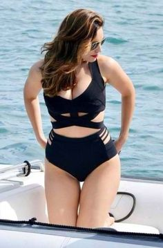 Black #bikini