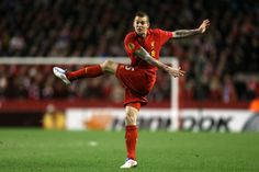 Agger aiming for Champions League