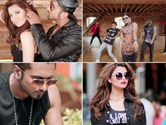 Yo Yo Honey Singhs Love Dose for Urvashi Rautela (view pics)